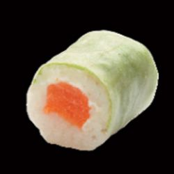 Spring roll saumon cheese (8 pièces)
