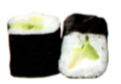 Maki cheese avocat (8 pièces)